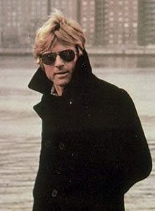 15. robert redford three days of the condor