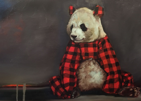 R. Ahnert -- Panda Wear (2014)