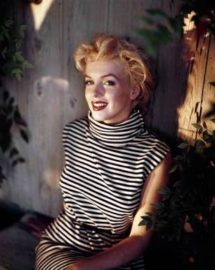 Marilyn Monroe, evening glamour