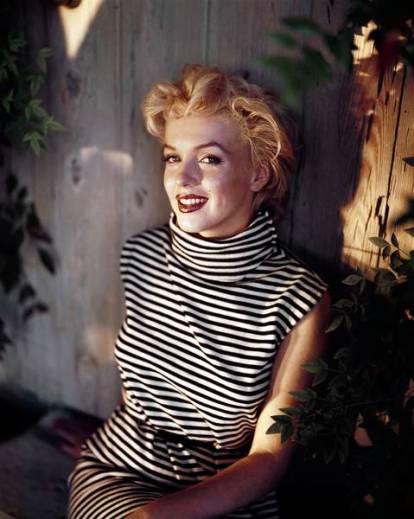 Marilyn Monroe, evening glamour