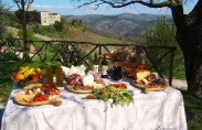 Culinary delights in Tuscany