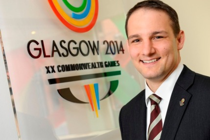 David Grevemberg image courtesy of Inside the Games
